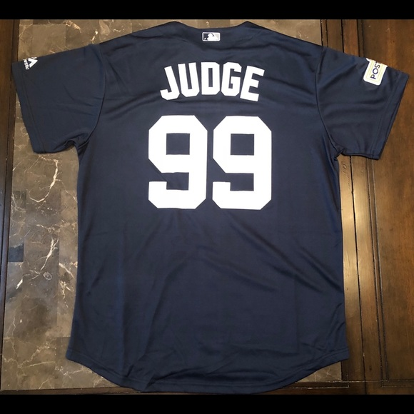 the latest cfba4 41cdd Aaron Judge NY Yankees stitched men's jersey NWT